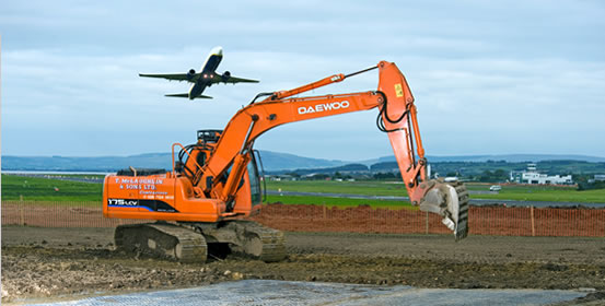 Third RESA Extension 2008 - City of Derry Airport